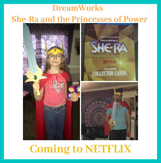 DreamWorks She-Ra and the Princesses of Power Debuts Tomorrow on #NETFLIX #Partner