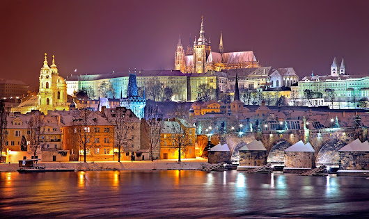 Why You Should Visit Prague in Winter - Tales of a Backpacker