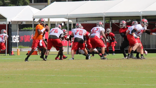 Bucs End Camp On High Note, Focus Now: Bengals