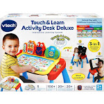 VTech - Touch & Learn Deluxe Activity Desk