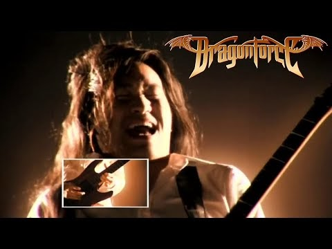 およげ!対訳くん: Through the Fire and Flames ドラゴン・フォース (DragonForce)Fire And Flames Dragonforce
