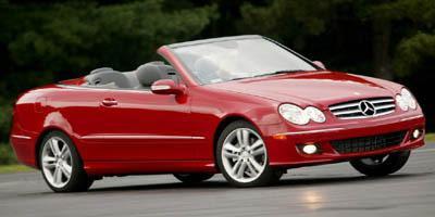 2008 Mercedes-Benz CLK350 Convertible - Prices & Reviews