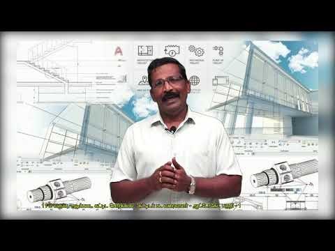 11th Basic Civil Engineering கட்டிடப்பட வரைவாளர் ஆட்டோகேட் அலகு 2 Kalvi TV