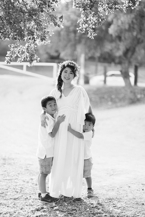 Mother Son Maternity Photos Wedding Party Ideas 100 Layer Cake