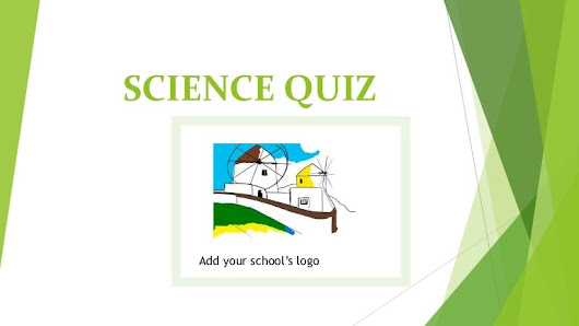 Science quiz Cambridge Syllabus.