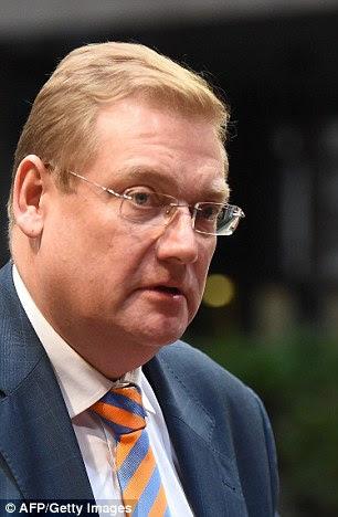 Justice minister Ard van der Steur deemed it legal for instructors to offer lessons for sex