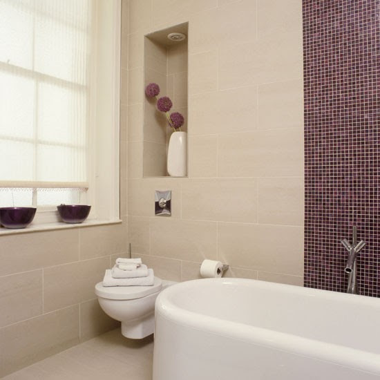 Colourful mosaic bathroom | Bathroom colour schemes ...