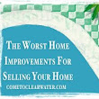 The Worst Home Improvements For Selling Your Home