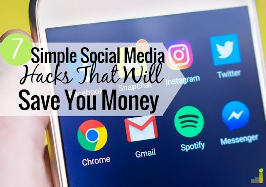 7 Simple Ways to Save Money With Social Media - Frugal Rules