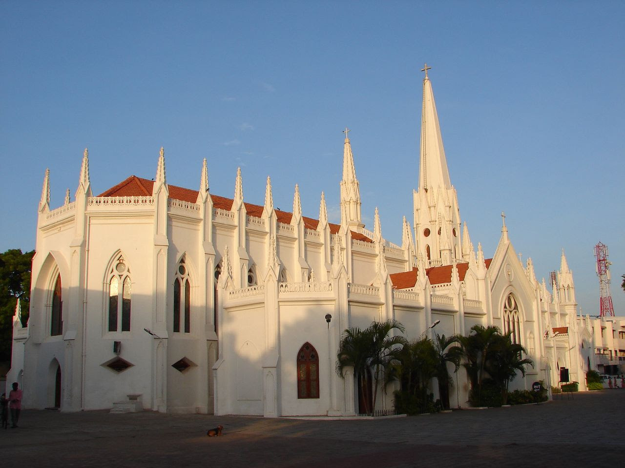Thomas Church, Santhome, Chennai