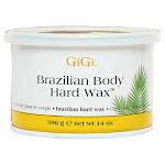 GiGi Brazilian Body Hard Wax - Size : 14 oz