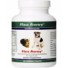 Flea Away Natural Flea, Tick & Mosquito Repellent for Dogs & Cats