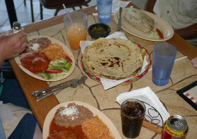 El Moctezuma #3 - Food