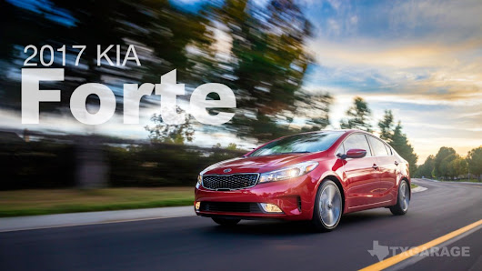 2017 Kia Forte S: A Whole Bunch of Seoul
