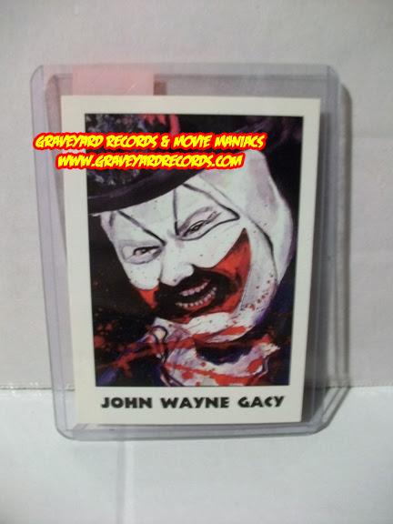 john wayne gacy clown. John Wayne Gacy - Baseball