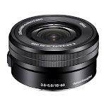 Sony 16-50mm Power Zoom Lens BLACK