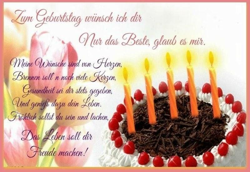 Geburtstagstext An Meine Beste Freundin