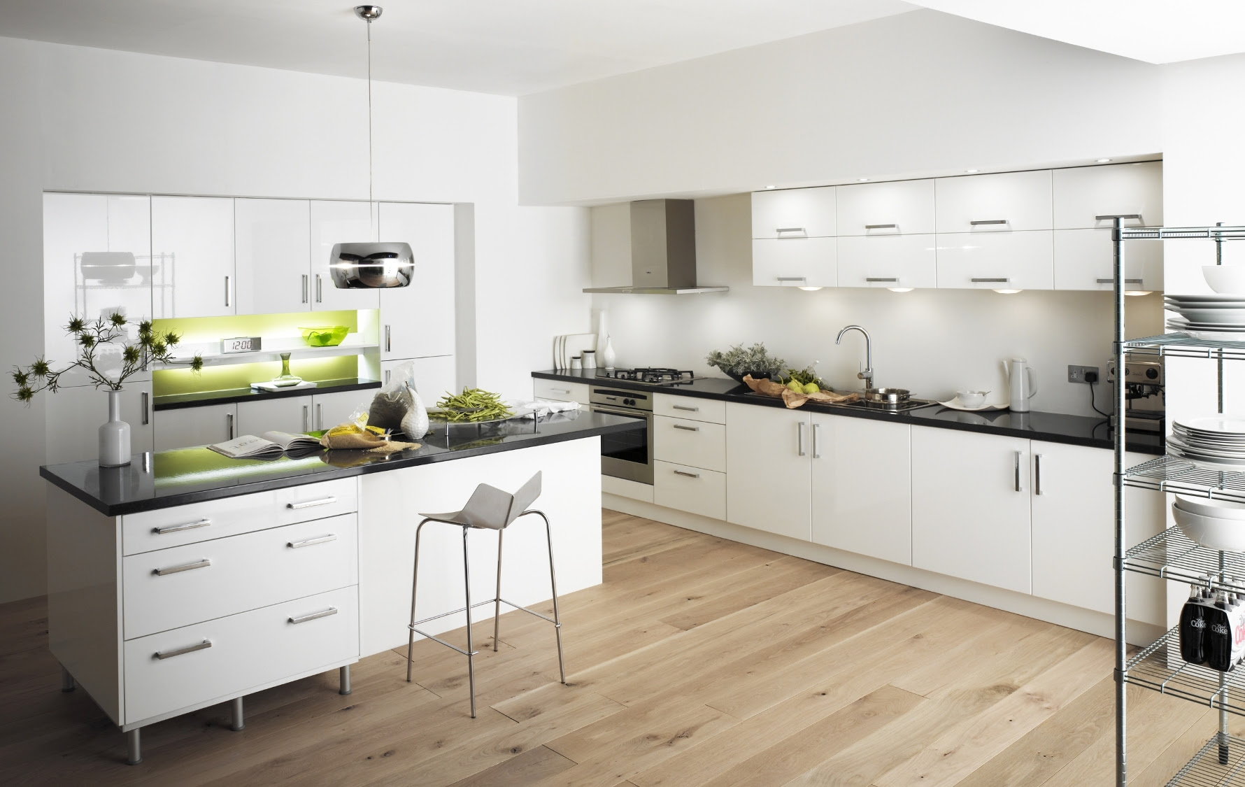 Simple Contemporary Kitchen Design Ideas for Your Lovely ...