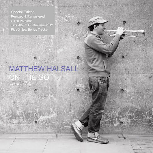 Music For A Dancing Mind, by Matthew Halsall