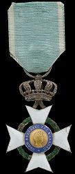 Knight's Silver Cross