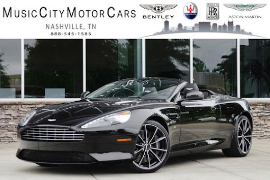 Aston Martin DB9 For Sale | Global Autosports