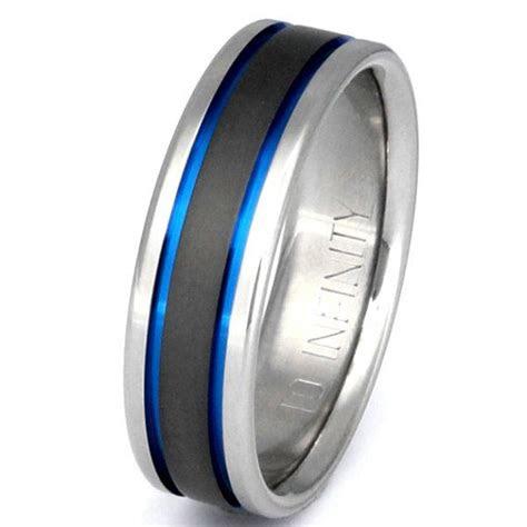 ideas  titanium wedding bands  pinterest