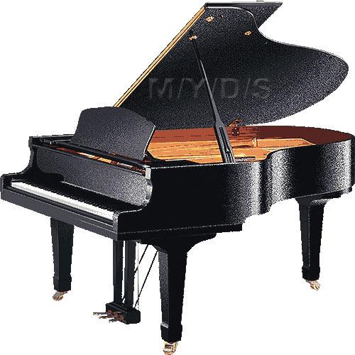 グランドピアノのイラスト条件付フリー素材集