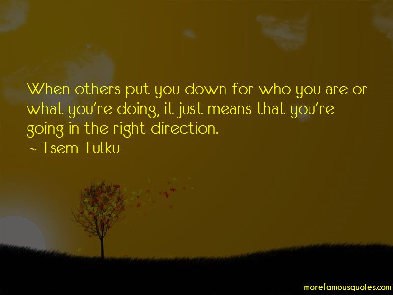 Others Put You Down Quotes Top 22 Quotes About Others Put You Down
