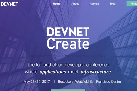 Cisco DevNet Create: 5 things you should know
