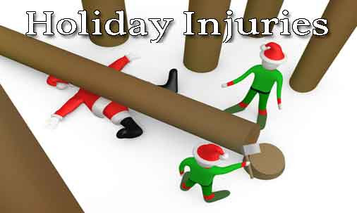 Beware of Shopping Injuries This Holiday Season