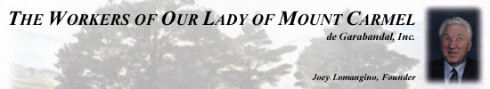 The Workers of Our Lady of Mount Carmel
