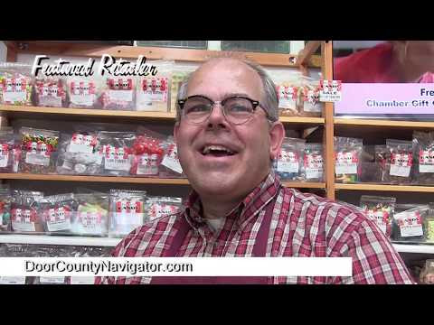 Door County Candy - Take a Peek Inside the Door with Terry Ulman