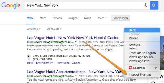 How to Change Your Location for Local Search Results - The Always Up-To-Date Guide - Go Fish Digital