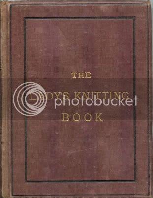 ladies knitting book