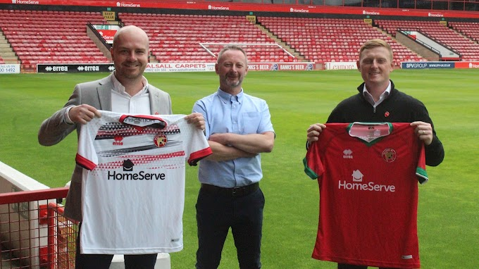 Club Announce Partnership With Experienced Energy Solutions