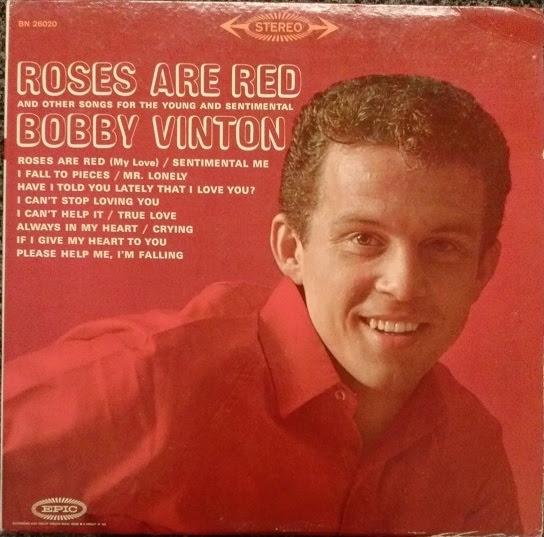 Bobby Vinton Mr Lonely Lyrics Genius Lyrics