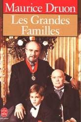 Les Grandes Familles tome 1