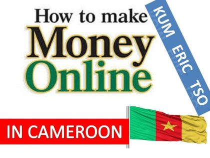 Top 5 Ways to make money online in Cameroon