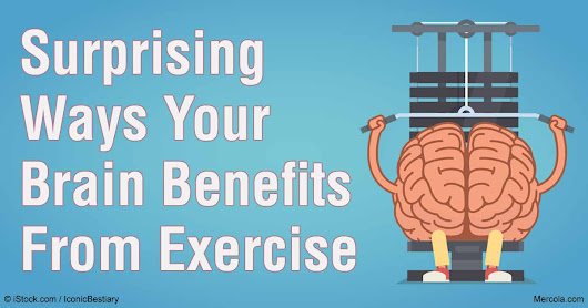 Exercise Slows Brain Aging by 10 Years