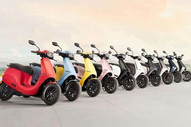 Ola Electric Scooter की बिक्री 1 नवंबर से शुरू हो रही है, जानिए कीमत से लेकर फीचर्स तक सबकुछ