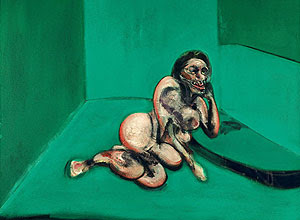 Nude', de Francis Bacon