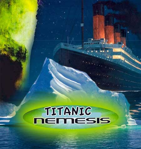 Titanic: Nemesis | Tacky Harper's Cryptic Clues