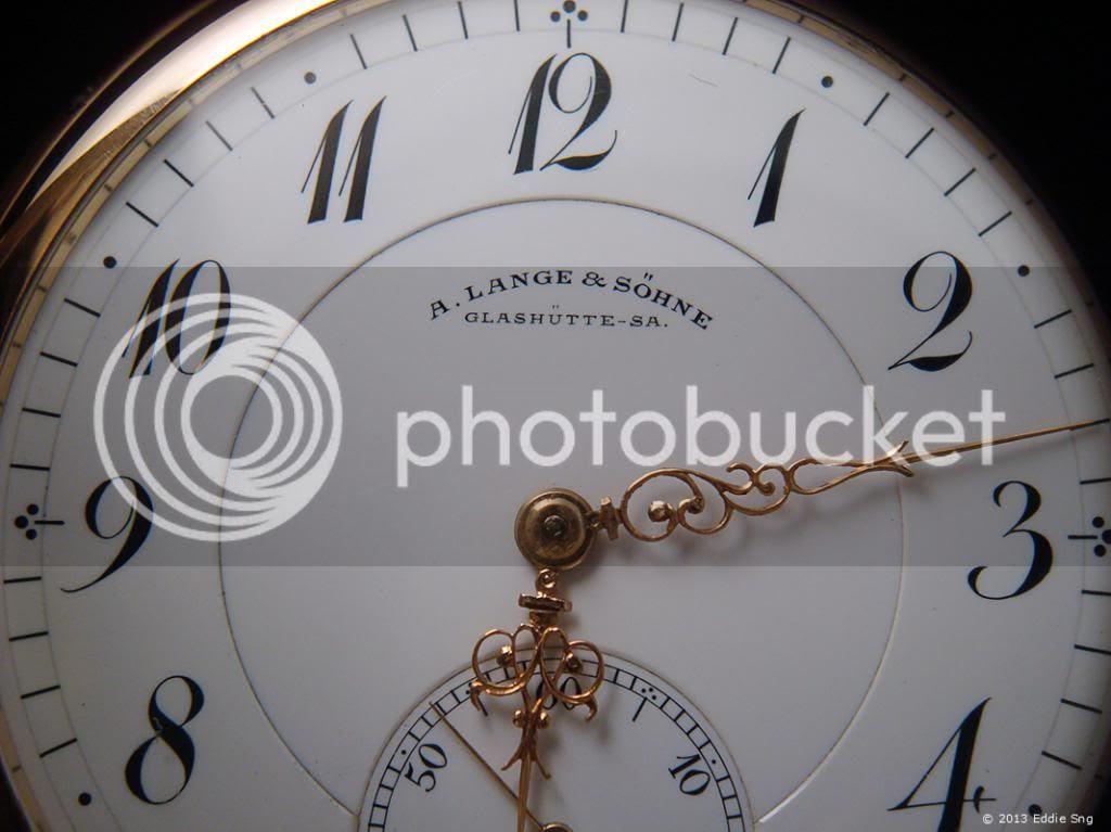 Lange Pocket Watch Dial photo LangePocketWatchDial01.jpg