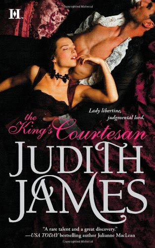 The King's Courtesan (Hqn) by Judith James