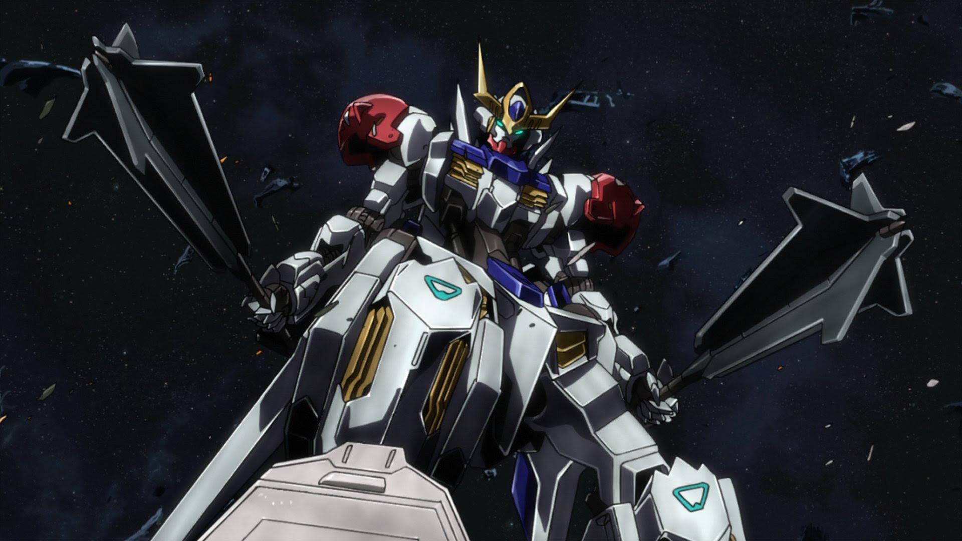 ガンダム バルバトスルプス Mobile Suit モビルスーツ 機動戦士