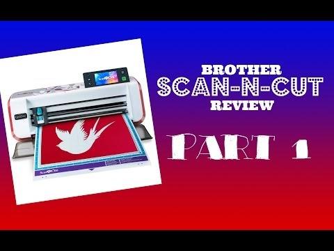 Brothers New Machine Scan N Cut Ken S Kreations
