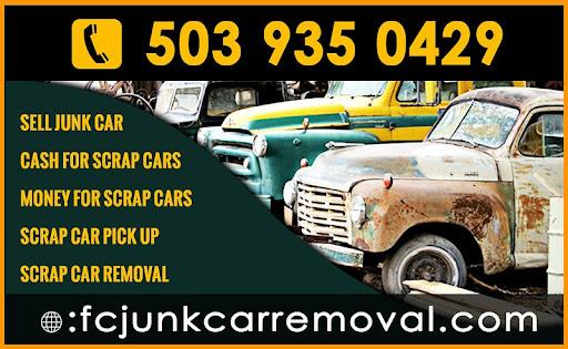 Scrap Cars Near Me >> Junk Car Removal Near Me In Portland Or Money For Scrap Cars