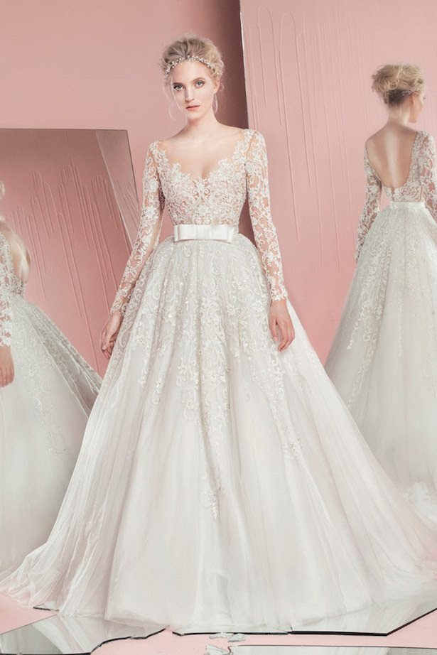 Robe de Soirée: Ball Gowns Wedding Dresses 2016
