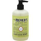 Mrs. Meyer's Clean Day Liquid Hand Soap, Lemon Verbena - 12.5 oz bottle