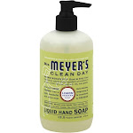 Mrs. Meyer's Clean Day Liquid Hand Soap, Lemon Verbena - 12.5 oz bottle